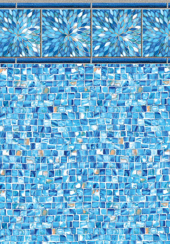 custom inground pool liners
